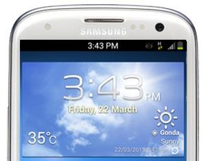 Download Samsung Galaxy S4 Accuweather Widget For Galaxy S3 Naldotech