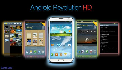 Best ROMs for Samsung Galaxy Note 2 - NaldoTech