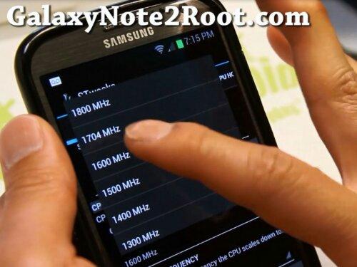 Best Kernels For Samsung Galaxy Note 2 - NaldoTech