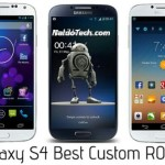Best ROMs for Samsung Galaxy S4