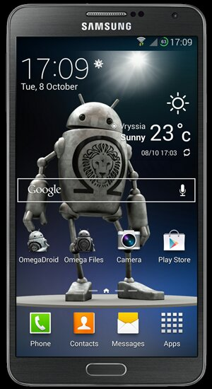 omega firmware download samsung note 3