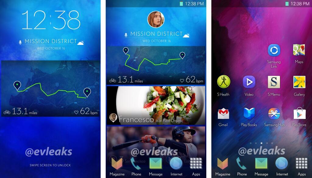 New-Touchwiz-Interface