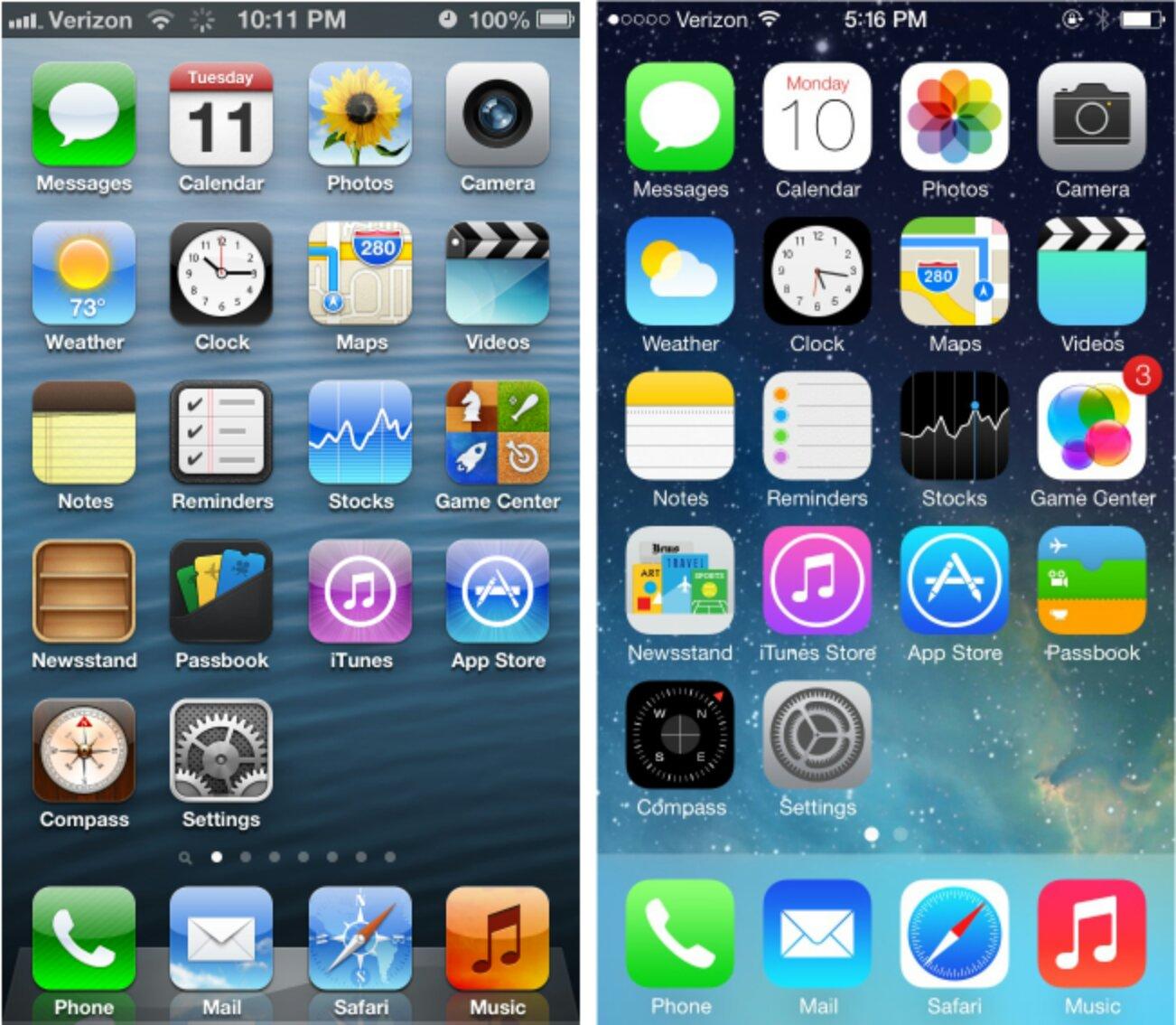 How to Install iOS 6 Icons (Theme) on iOS 7 Jailbroken ...