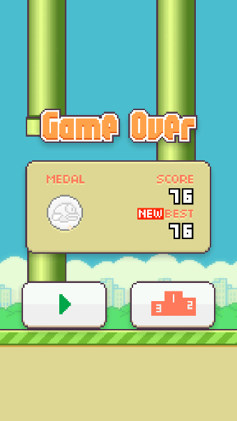 What S Your Flappy Bird High Score Share It Here Can You