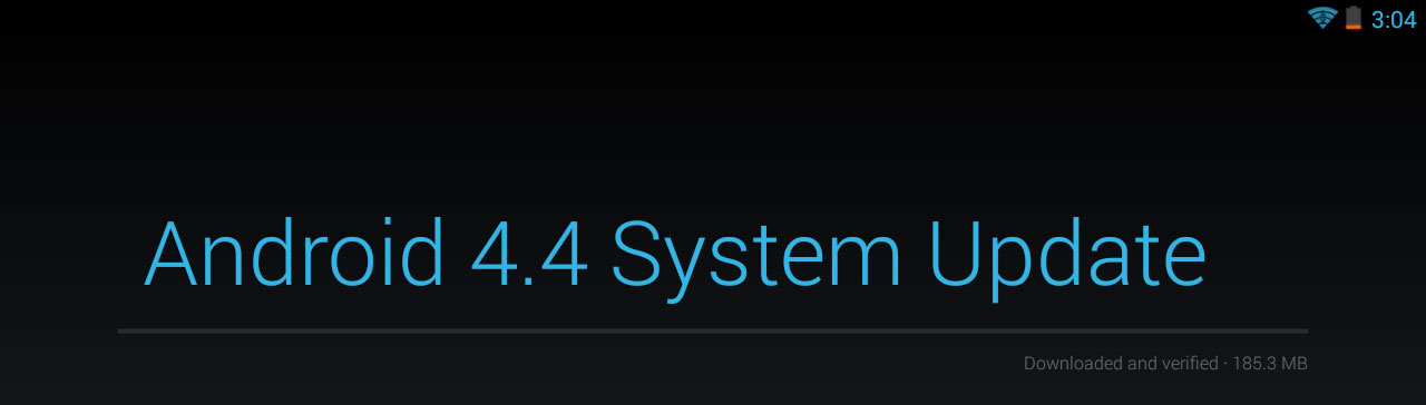 Android-OS-update