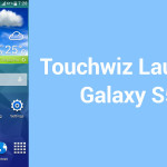 Install Galaxy S5 Launcher & Weather Widget on Galaxy S3