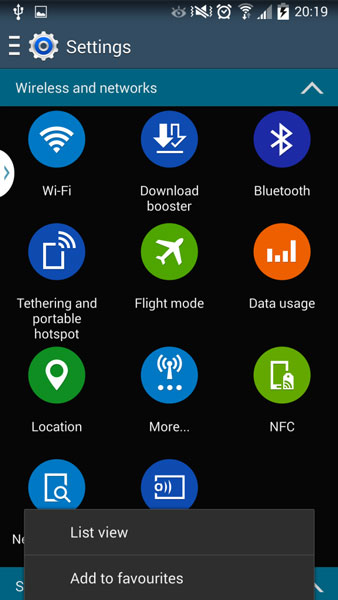 Download Galaxy S5 Settings Ui App For Galaxy S4 Amp Note 3