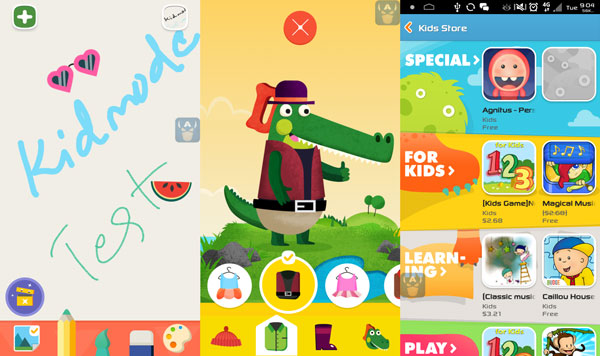 Download Galaxy S5 Kid Mode App For The Galaxy S4 Naldotech