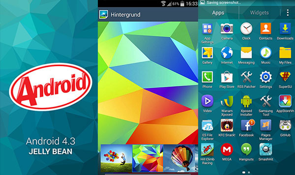 Best Galaxy S5 ROMs (S5 Theme) for Galaxy S4 and Galaxy S3 ...