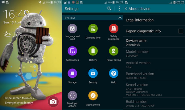 Best Custom ROMs for Samsung Galaxy S5 - NaldoTech