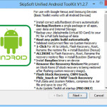 Download Galaxy S5 Drivers, Recovery, Backups with Samsung Toolkit