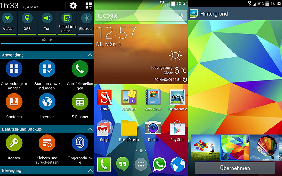 Best Galaxy S5 ROMs (S5 Theme) for Galaxy S4 and Galaxy S3 - NaldoTech