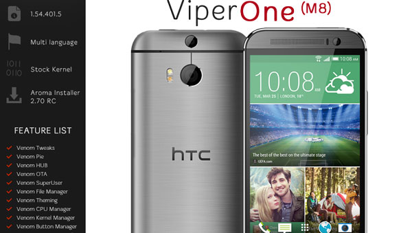 ViperOne-ROM-HTC-M8