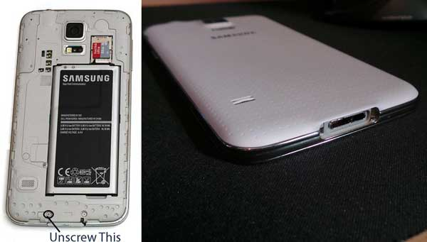 Galaxy-S5-Removing-Charging-Port-Cover