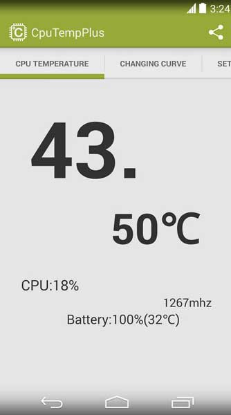 How To Check Samsung Galaxy S5 CPU & Battery Temperature