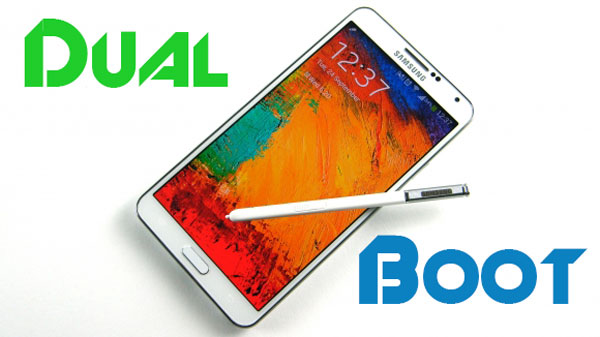 Dual-boot-on-galaxy-note-3