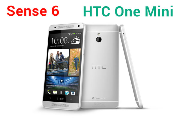 htc one mini sense 6 rom update