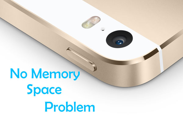 iphone ipad no memory space problem fix