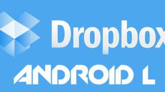 android l dropbox fix