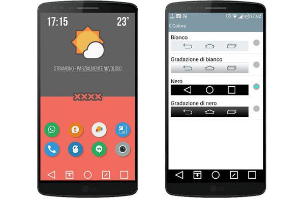 navigation bar lg g3 android l