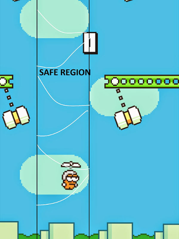 beat swing copters good high score