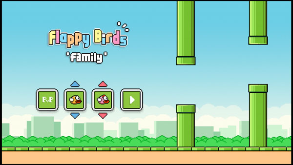 download new flappy birds family game