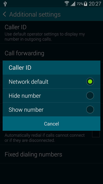hide-caller-id-android
