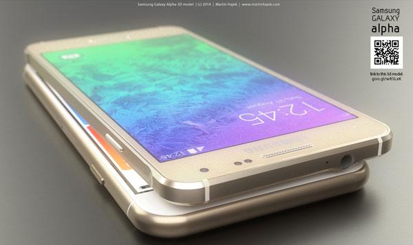 iphone 6 vs galaxy alpha body comparison