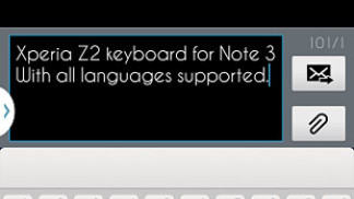 ported xperia z2 keyboard download