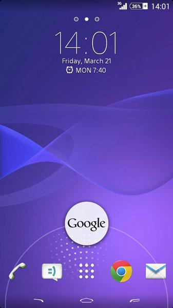 remove whats new app button xperia