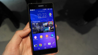xperia z2 sensitivity