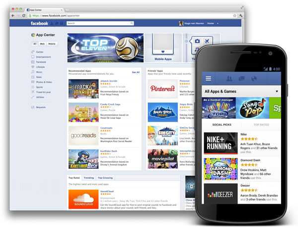 better faster facebook app android