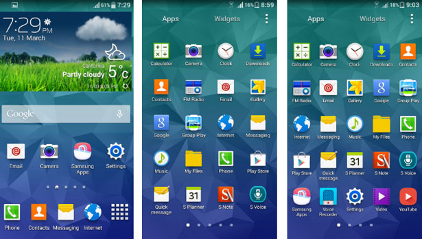 Install Better Amp Faster Galaxy S3 Kitkat Touchwiz Launcher