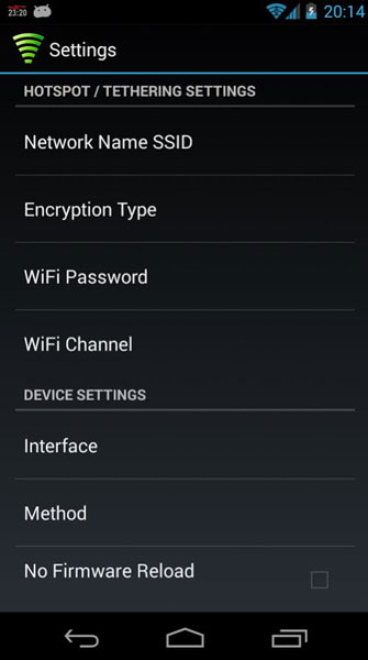 fix lg g3 wifi tether problem