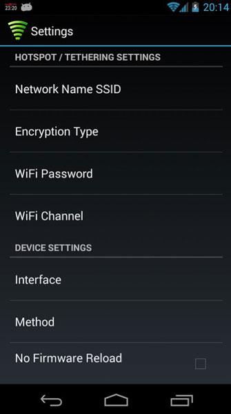 fix lg g3 wifi tether problem