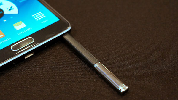 galaxy note 4 s pen review