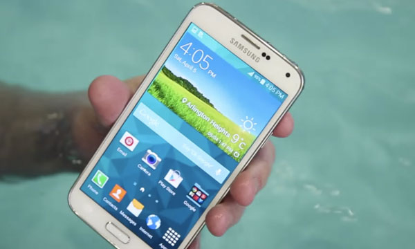 galaxy note 4 water resistant