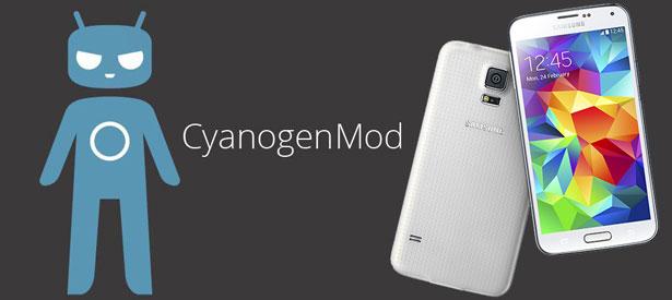 galaxy s5 cyanogenmod 11 m10 stable build