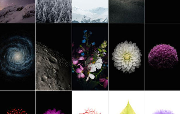 Download 15 Official Ios 8 Wallpapers Wallpaper Pack
