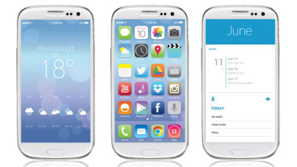ios system animations galaxy s3