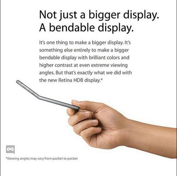 iphone 6 plus bending jokes 2