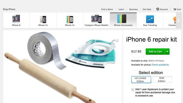 iphone 6 plus bending jokes 4