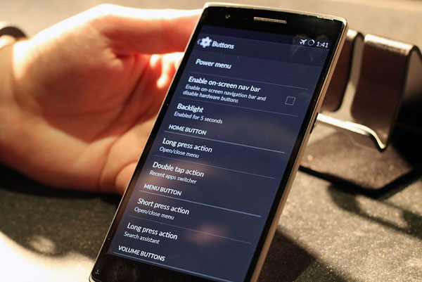 smooth scrolling oneplus one mod lag fix