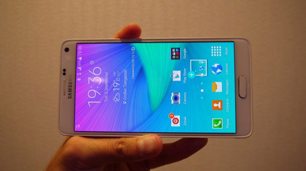 system dump ported galaxy note 4