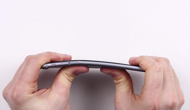 why-iphone 6 plus aluminum bends explanation
