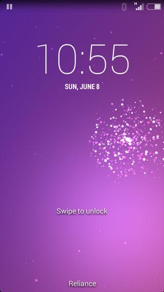 Install Sony Xperia Z2 Ported Lock Screen App - NaldoTech