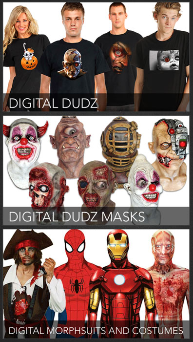Digital Dudz halloween app 2014