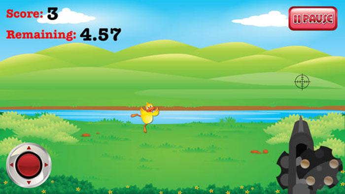 Fun Shooting Game Duck Hunt Edition