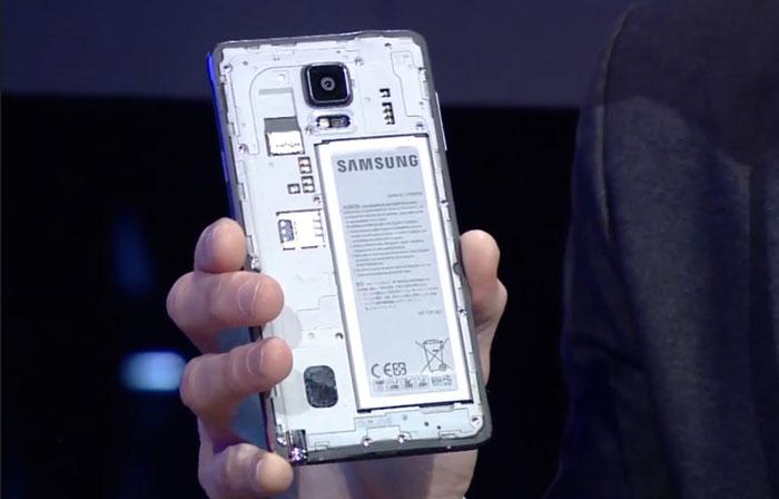 Galaxy Note 4 Battery