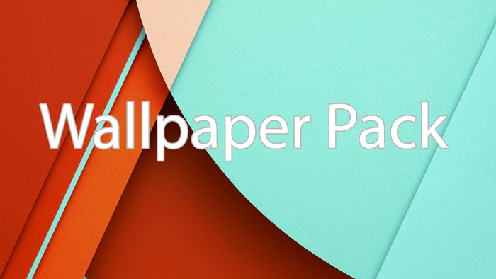 android 5.0 lollipop wallpaper pack